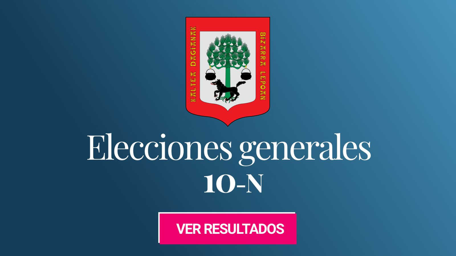 Foto: Elecciones generales 2019 en Getxo. (C.C./EC)