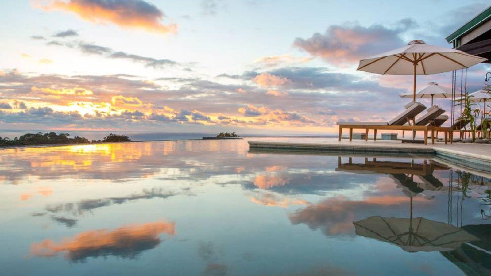 Foto: ¿Te imaginas estar aquí? Es el hotel Three Sixty de Costa Rica. (Foto: Cortesía)