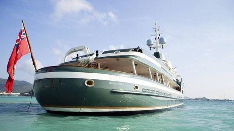 Aristrain pone a la venta su yate apurado por la fianza judicial de 750 millones