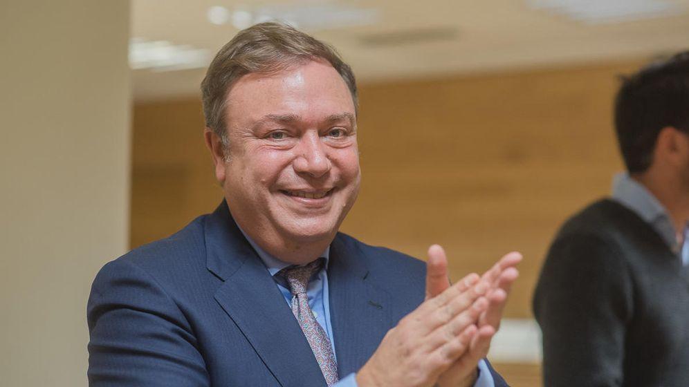 Foto: Juan Soler, exalcalde de Getafe y actual diputado autonómico.