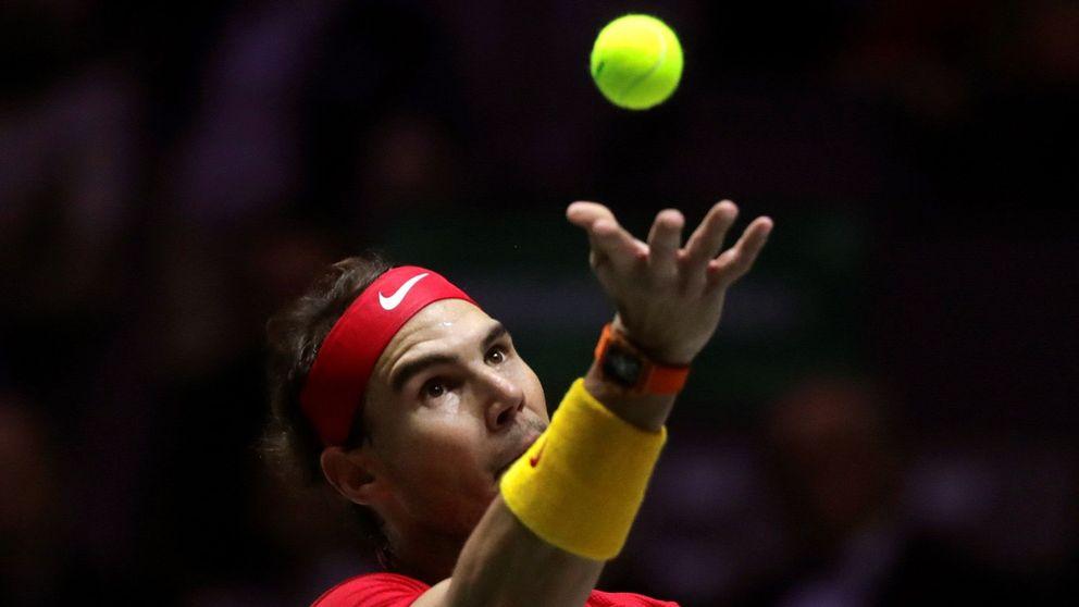 La solución al sufrimiento de Rafa Nadal en esta Copa Davis (y las tareas de Gerard Piqué)
