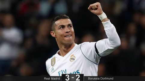 El Cristiano de la Champions es un gran goleador, se lo puede contar al de la Liga