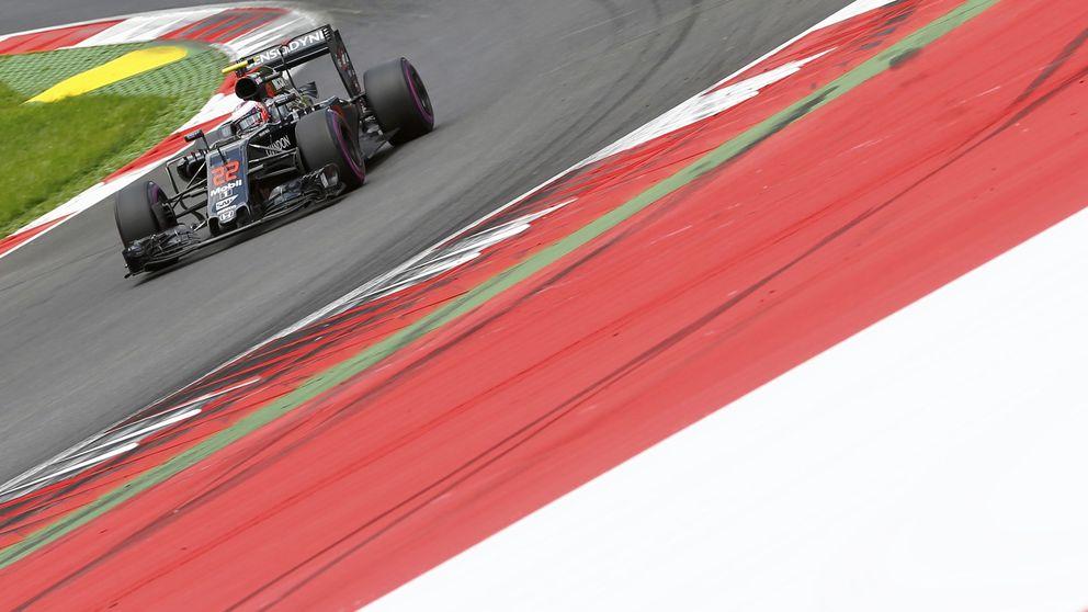 El objetivo de McLaren Honda: pelear con Ferrari (por el quinto puesto)