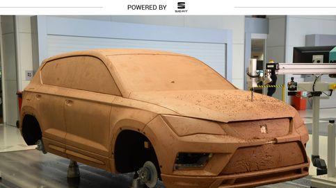 Dos mil bocetos y coches de arcilla: así se diseña un automóvil desde cero