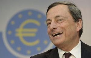 El euro se crece ante los síntomas de recuperación en la Eurozona