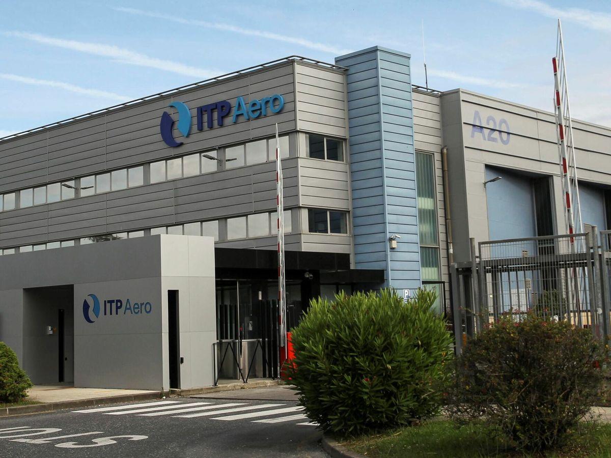 Foto: Sede de ITP Aero en Zamudio. (EFE)