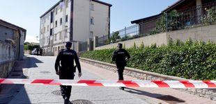 Post de Un identificado por disparar a una casa con una bandera en favor de los presos de ETA