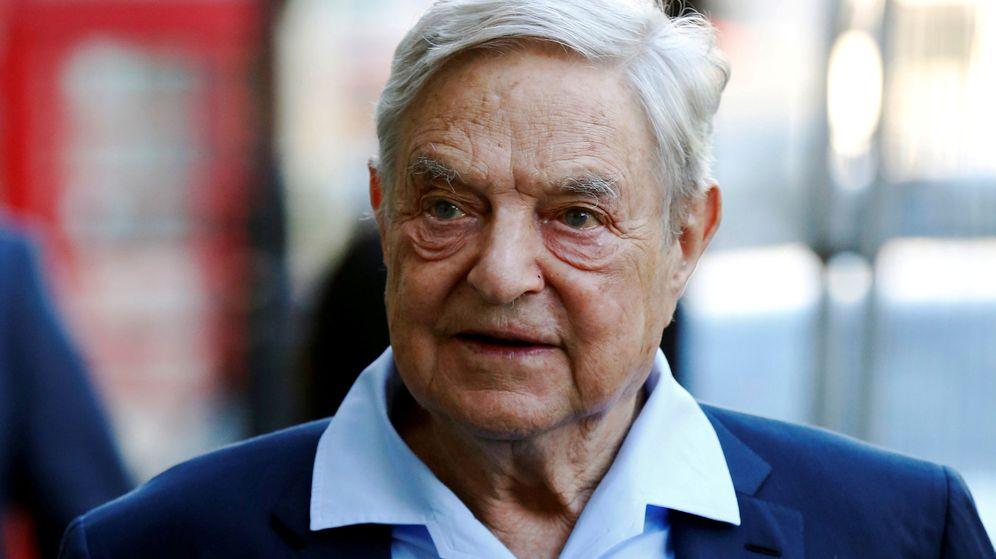 Foto: George Soros. (Reuters)