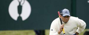 Sergio García renace con el liderato del British Open
