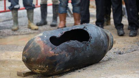 Aparecen tres bombas de la II Guerra Mundial en una playa de Polonia