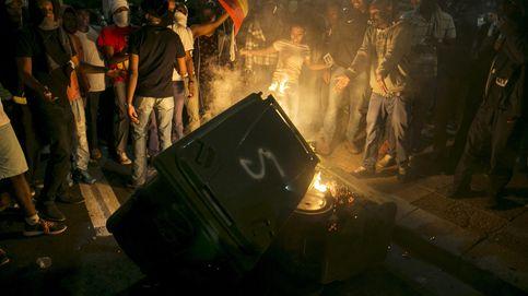 Tel Aviv, como Baltimore: los judíos etíopes estallan contra el racismo