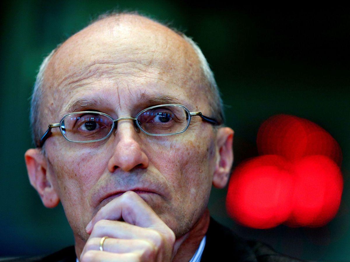 Foto: El presidente de la Autoridad Bancaria Europea (EBA), Andrea Enria. (Reuters)