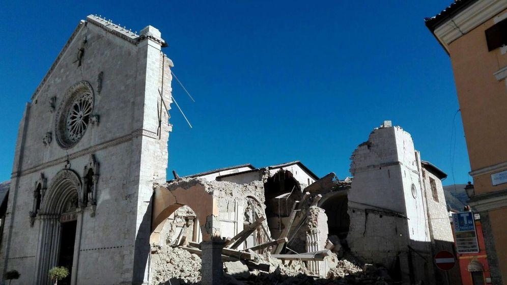 Foto: La tierra contra el arte: así han arrasado los últimos terremotos el patrimonio de Italia