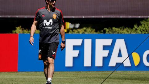 La presentación de Julen Lopetegui como entrenador del Real Madrid en directo