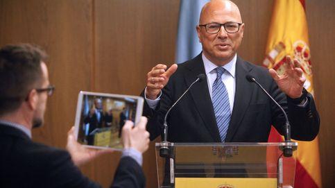 El secretario de Estado de Defensa, Ángel Olivares, deja el cargo tras dos años