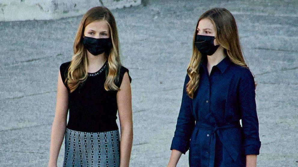 Leonor, Sofía y su nuevo romance con las marcas de moda francesas