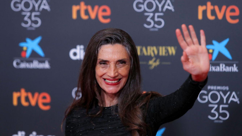El emocionante discurso de Ángela Molina, Goya de Honor: Improvisemos puentes
