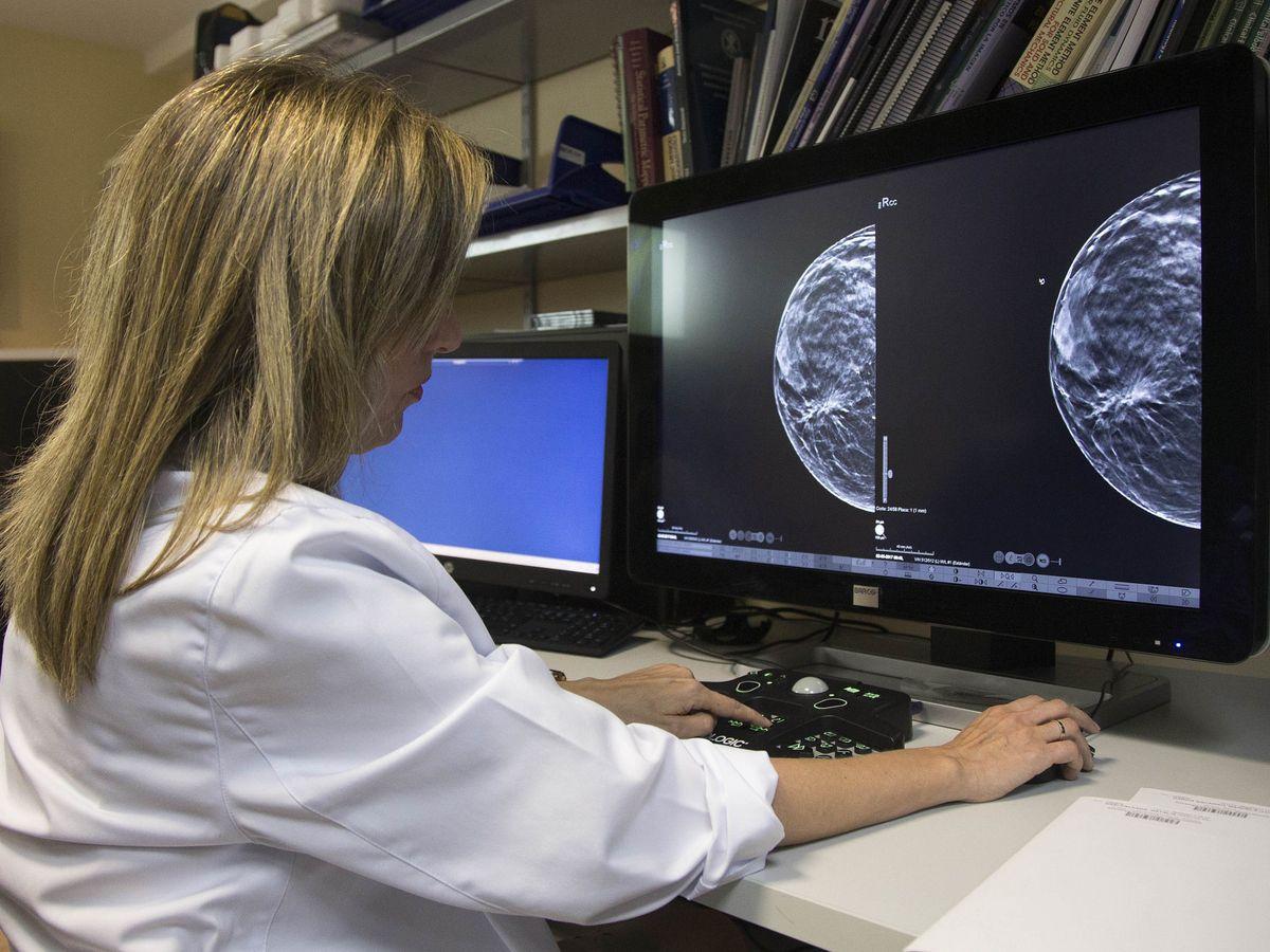 Foto: Unidad de tratamiento contra el cáncer del Hospital Quirónsalud. Foto: EFE Miguel Angel Polo