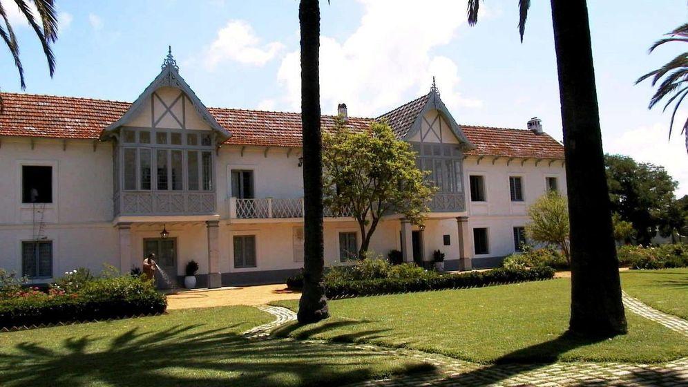 Foto: Palacio de Las Marismillas,en el Parque Nacional de Doñana. (EFE)