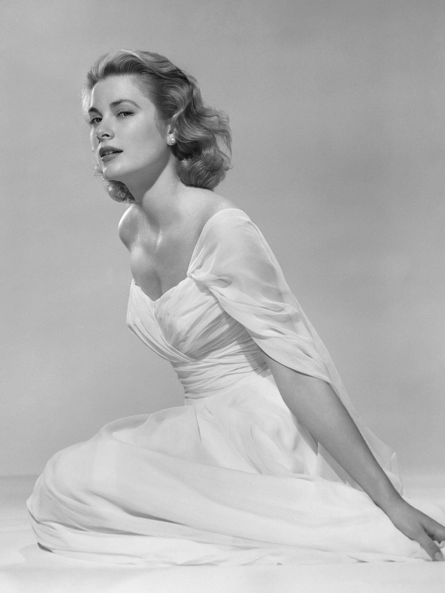 Grace Kelly ideal en 1956. (Cordon Press)