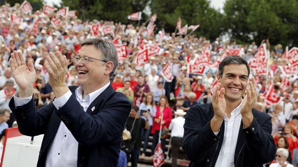 La duda de Puig: adelantar comicios con Sánchez o esperar a la segunda vuelta