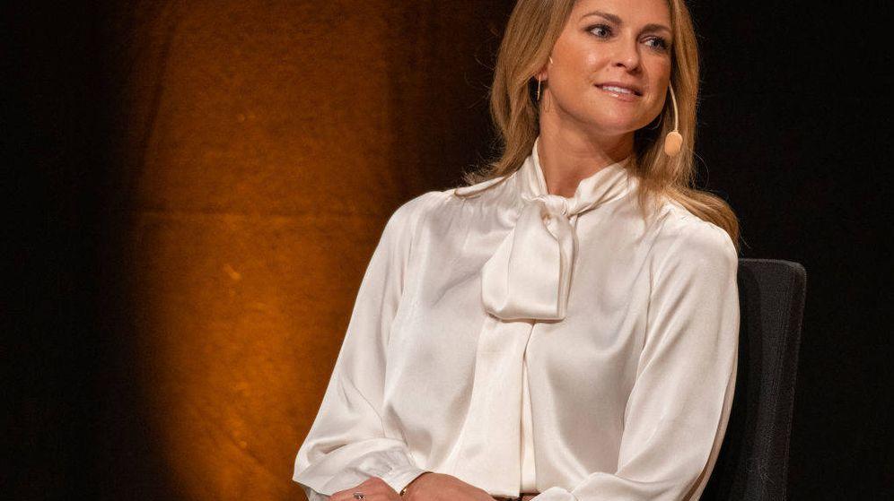 Foto: La princesa Magdalena, en una imagen de archivo. (Getty)