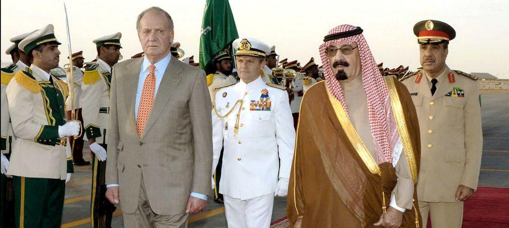 Foto: Muere el rey saudí Abdalá bin Abdulaziz