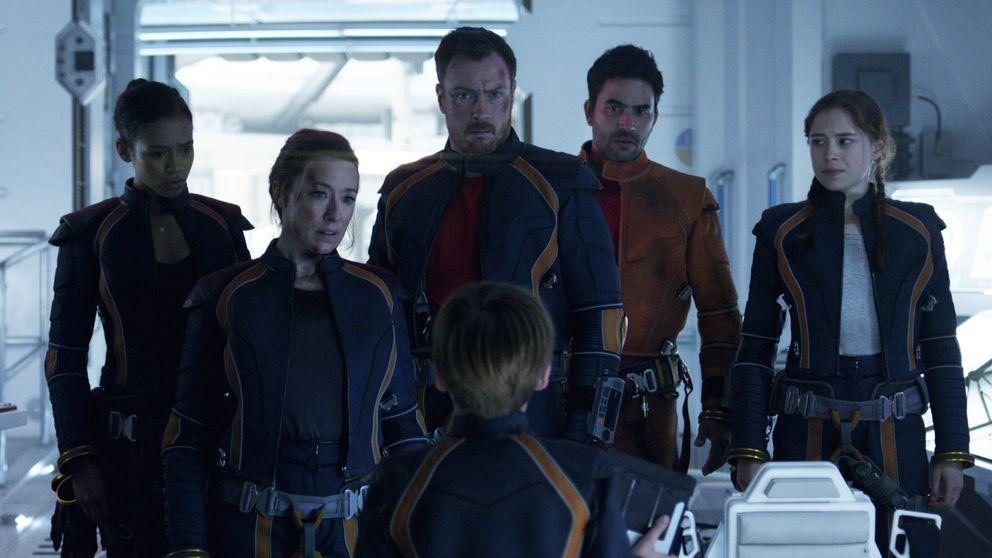 'El Alienista', 'Perdidos en el espacio' y otros estrenos de Netflix para abril
