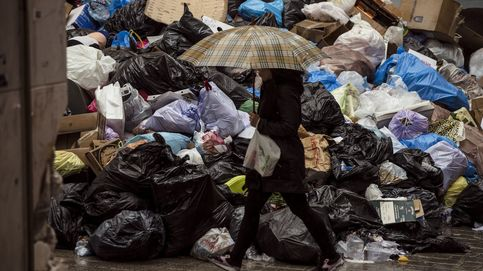 Una huelga de recogida de basuras amenaza la Navidad de Guipúzcoa