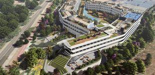 Post de La residencia de estudiantes más grande de Madrid: sello holandés y 600 camas