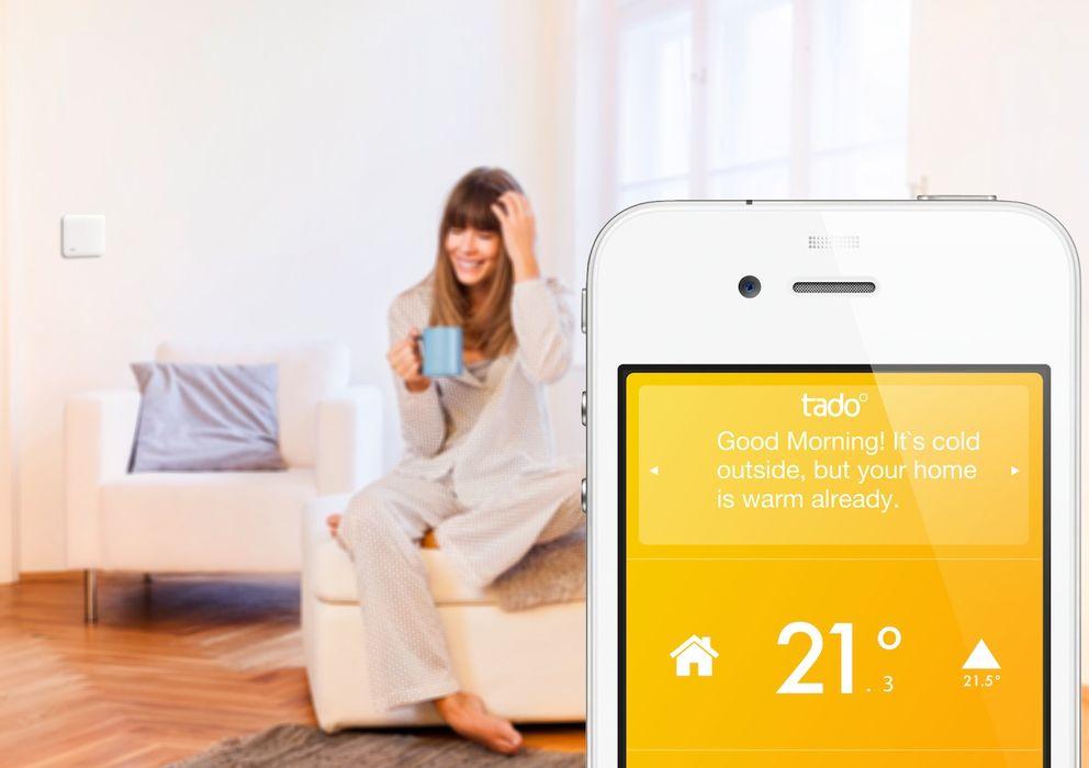 Foto: Un termostato inteligente para aligerar un 30% la factura energética