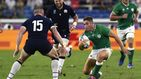 Mundial de rugby: El golpe seco de Irlanda o el resultado que pone colorada a Escocia
