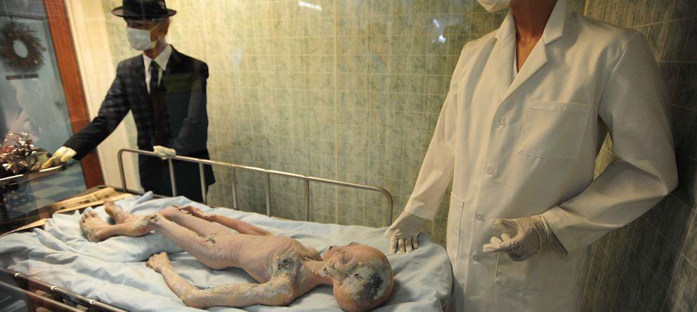 Foto: En Roswell existe un 'museo de los ovnis' visitado por 1.000 personas al día. (Corbis)