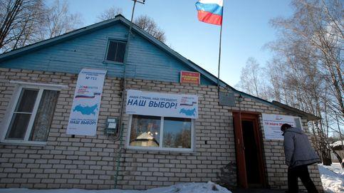 La rusia rural se prepara para las elecciones