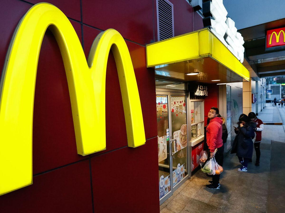 Foto: El robo del siglo: el hombre que estafó 22M con el Monopoly de McDonald's. (Reuters)