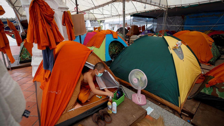 El 'oasis siamés' se desmorona: la corrupción hace que el covid vuelva a colarse en Tailandia
