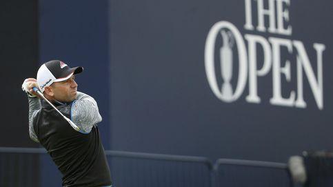 Sergio García aún debe superar una seria amenaza: el viento del Old Course