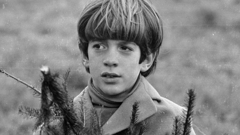 John John, con 9 años. (Getty)