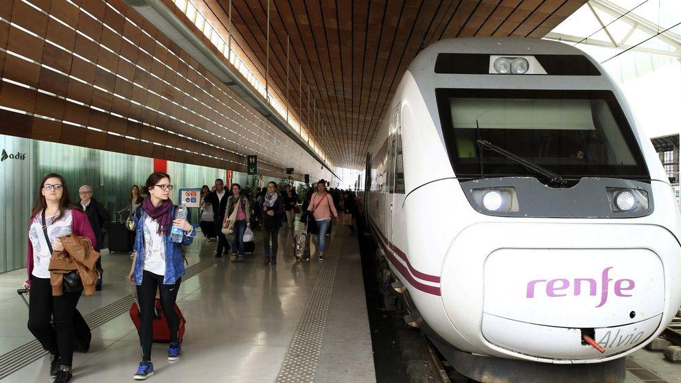 Huelga de Renfe y AVE: estos son los trenes que sí circularán en la huelga del 3-O