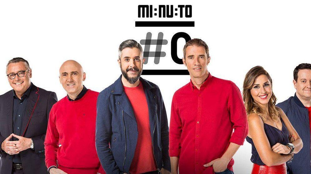 Foto: Imagen del nuevo equipo deportivo de Movistar