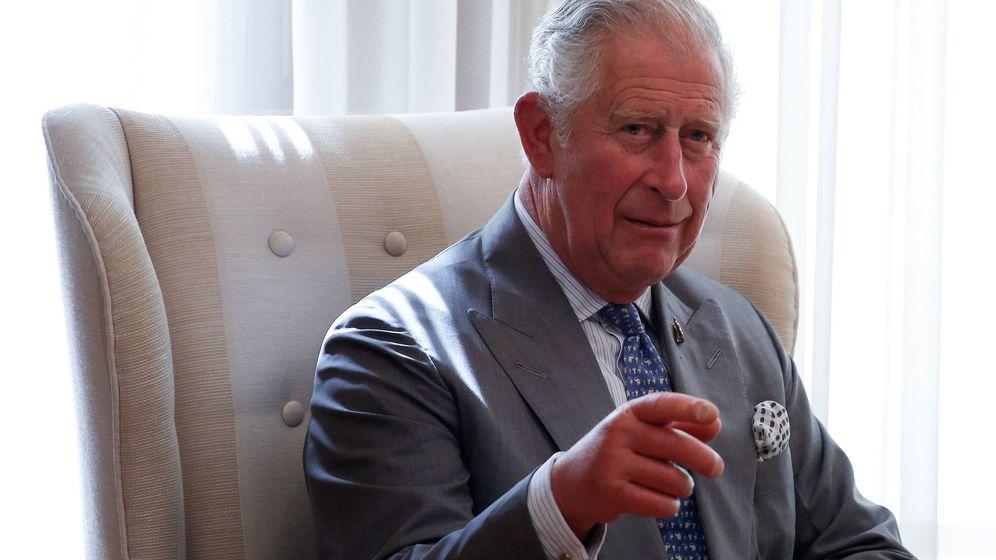 Foto:  El príncipe Carlos, en una imagen de archivo. (Gtres)