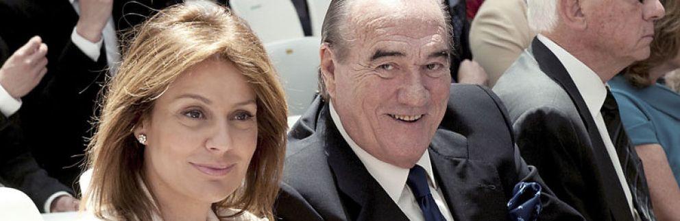 Tapias y su mujer, anfitriones de Preysler y Cavalli