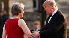Trump dice que el plan para el Brexit puede matar un acuerdo comercial EEUU-UK
