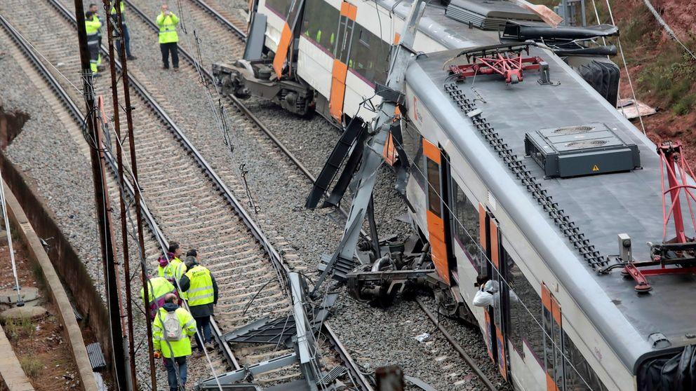 Descarrila un tren entre Terrassa y Manresa: un muerto y varios heridos graves