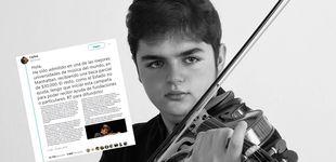 Post de El violinista cordobés que pide 30.000 € para estudiar en EEUU: