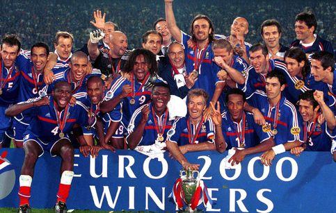 Euro '00: Del gol de Alfonso al penalti de Raúl el año que Francia se coronó reina