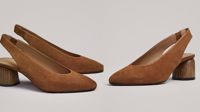Zapatos de Massimo Dutti. (Cortesía)