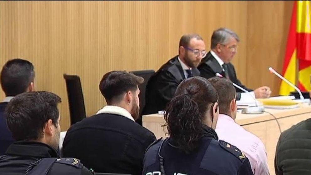 'La Manada' se niega a declarar sobre los supuestos abusos sexuales en Pozoblanco