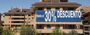 El precio de la vivienda cayó más de un 13% en 2012 y acumula un descenso del 30%