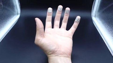 El nuevo dispositivo que genera electricidad del sudor de las manos